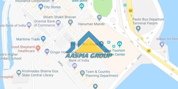 PATTO (PANAJI) : 77 5 SQM, OFFICE FOR SALE AT AMBROSIA | Aasma Group