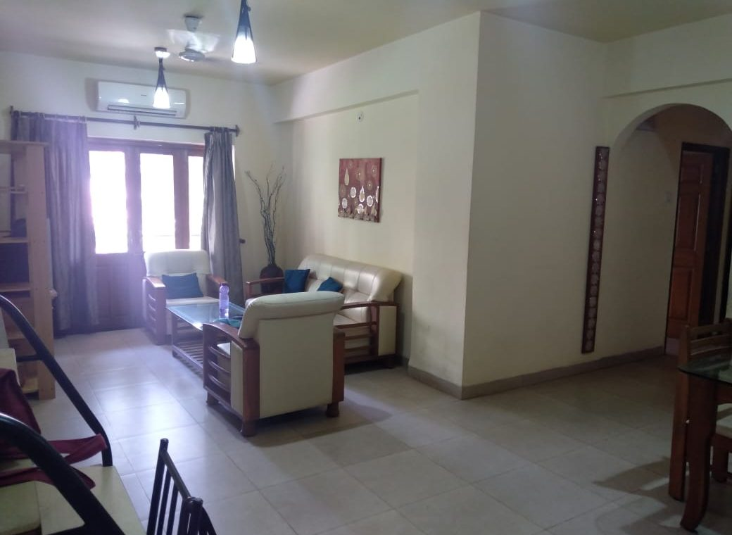 Taleigao Fully Furnished 3 Bhk Flat Availabe For Rent At Models Legacy Aasma Group